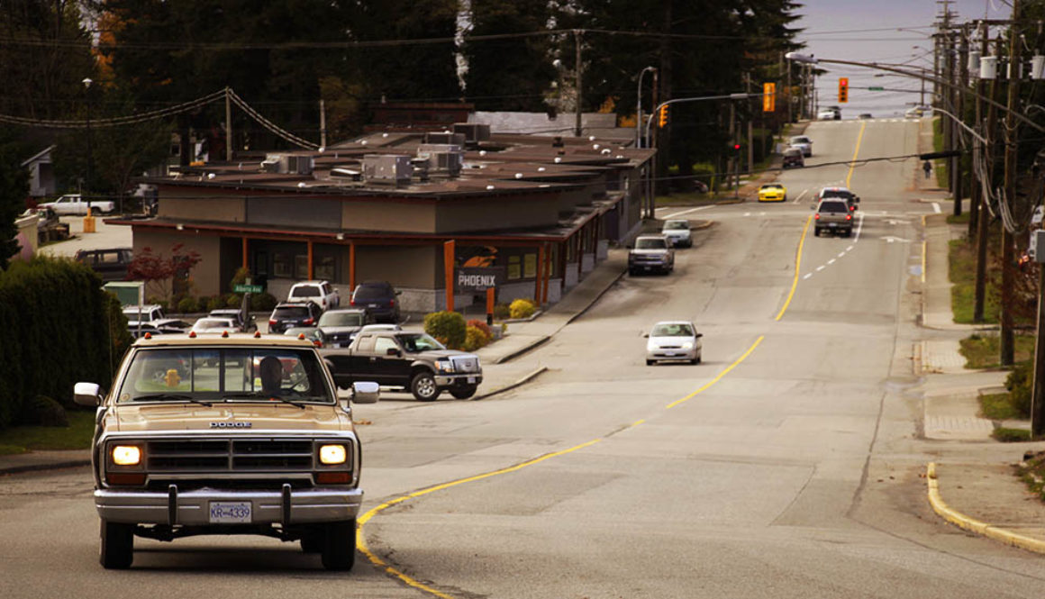 Powell river strasse