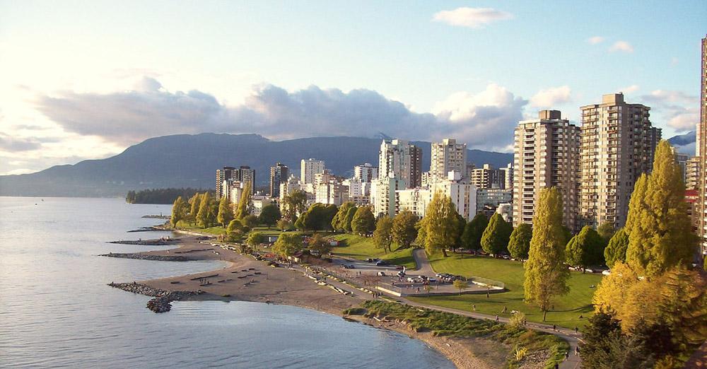 Bild zeigt Downtown Vancouver
