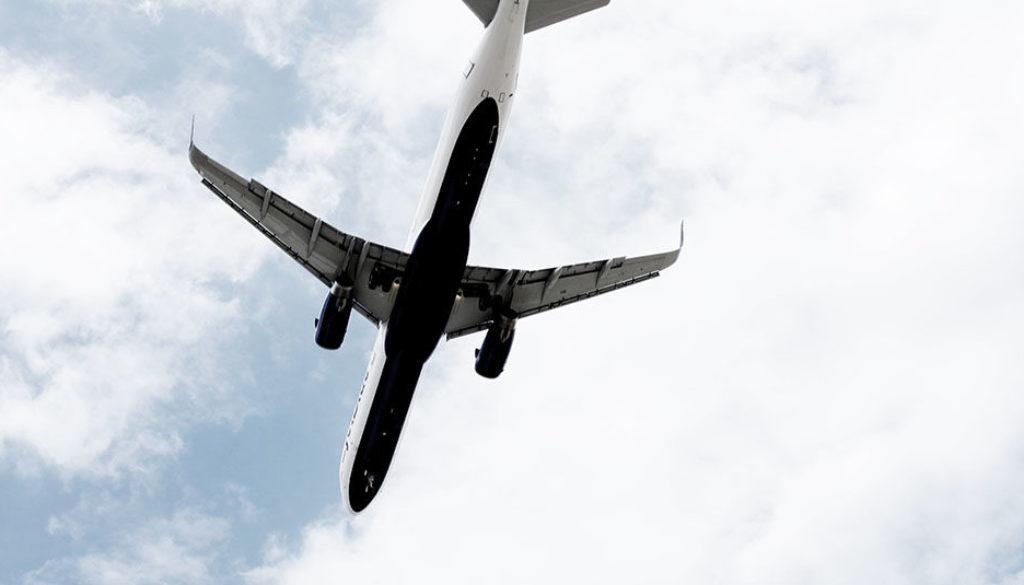 ETA Kanada Flugzeug