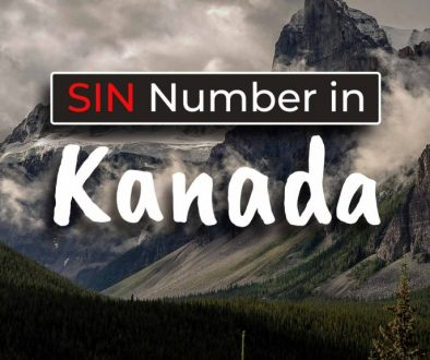 SIN Number in Kanada beantragen - Cover