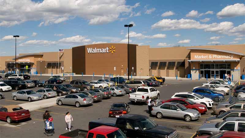 Walmart in Kanada - Lebensmittel Preise