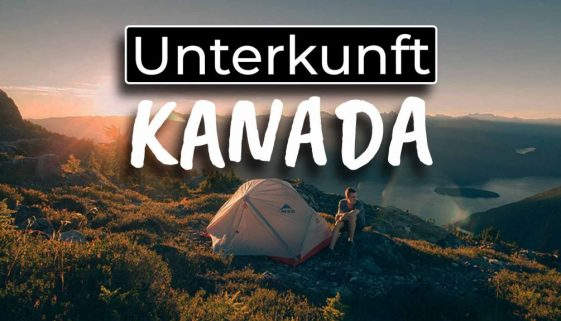 Work and Travel Kanada Unterkunft - COVER