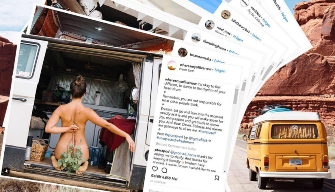 Vanlife Instagram Accounts