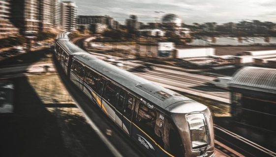 Vancouver Skytrain Compass Card