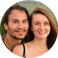 Christina Kalb und Daniel Kovacs Hamilton Neuseeland