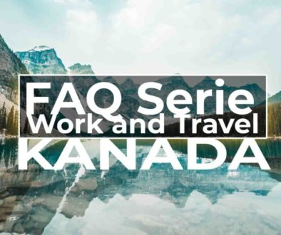 FAQ Video Serie Work and Travel Kanada