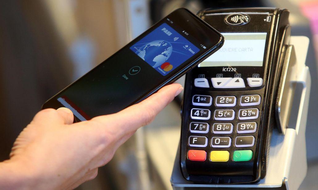 Kreditkartenzahlung Bargeldlos Kanada
