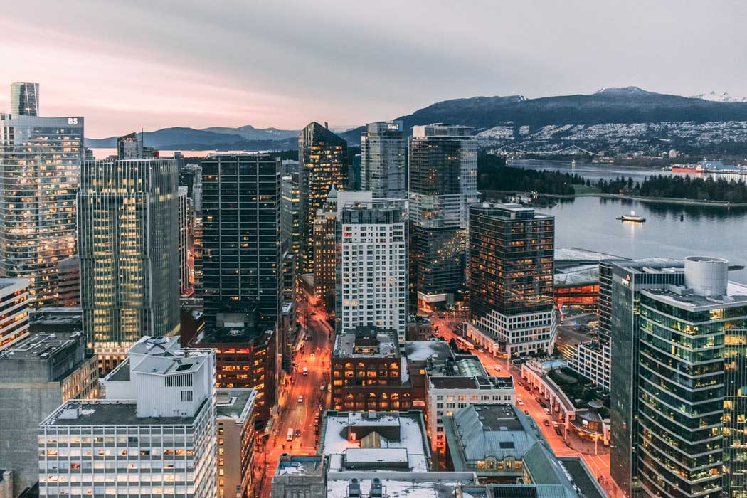Vancouver Downtown - Work and Travel Kanada