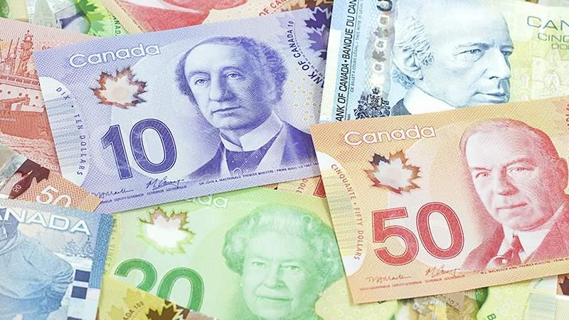 Geldscheine von Kanada
