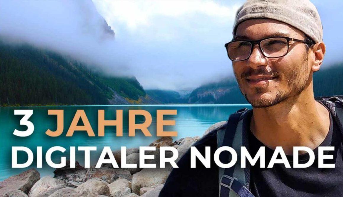 3 Jahre als Digitaler Nomade - Working Holiday Kanada