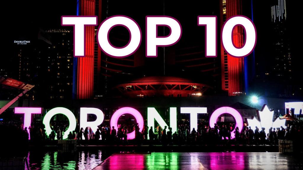 TOP 10 Toronto Sehenswürdigkeiten in 2020 - Cover