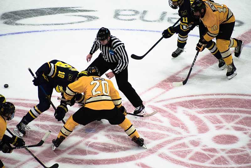 Toronto Air Canada Centre Ice Hockey