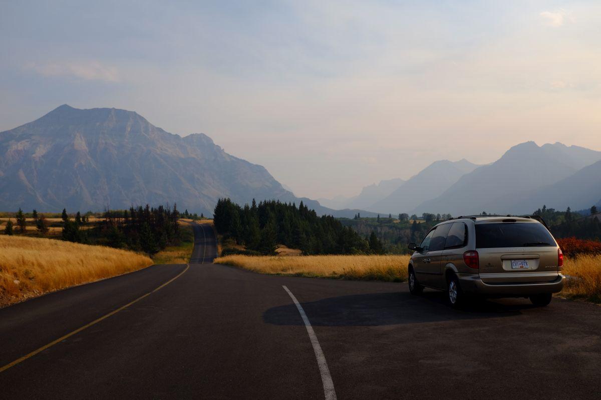 Auslandsaufenthaltes in Kanada Road Trips