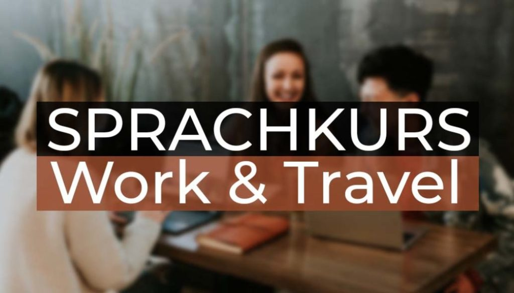 Work and Travel Kanada Sprachkurs - Cover