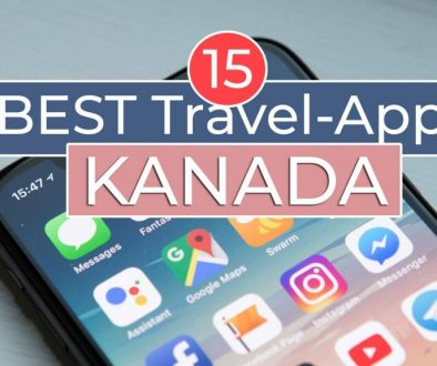 15 Best Travel Apps Work and Travel Kanada