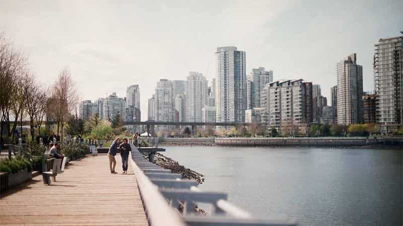 Kindergeld in Vancouver Kanada erhalten - Work and Travel