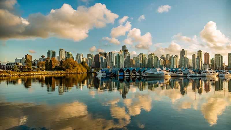 Wo in Kanada starten - Vancouver