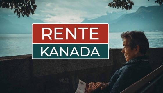 Work and Travel Kanada Rente - Cover