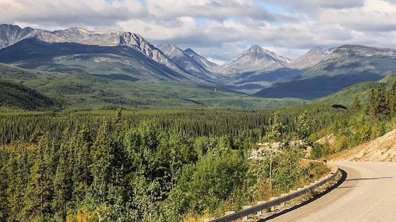 deutsche Kanada Blog - auf dem Weg nach Alaska