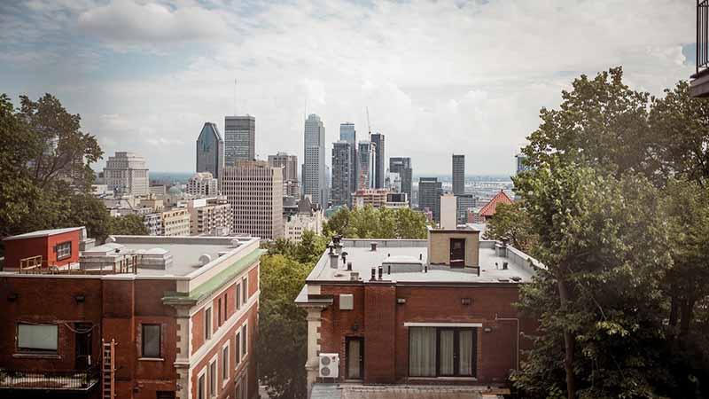 wo in kanada starten - Montreal