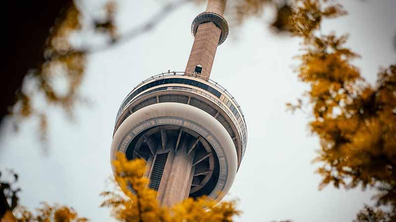 CN Tower in Toronto in Kanada