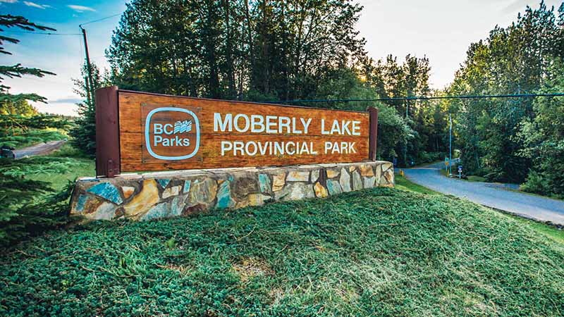 Moberly Lake Provincial Park - Chetwynd