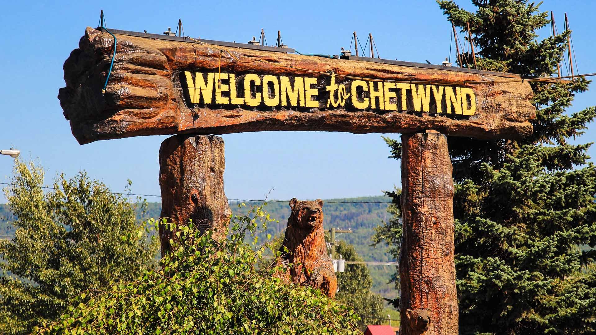 Top 5 Sehenswürdigkeiten in Chetwynd - Cover