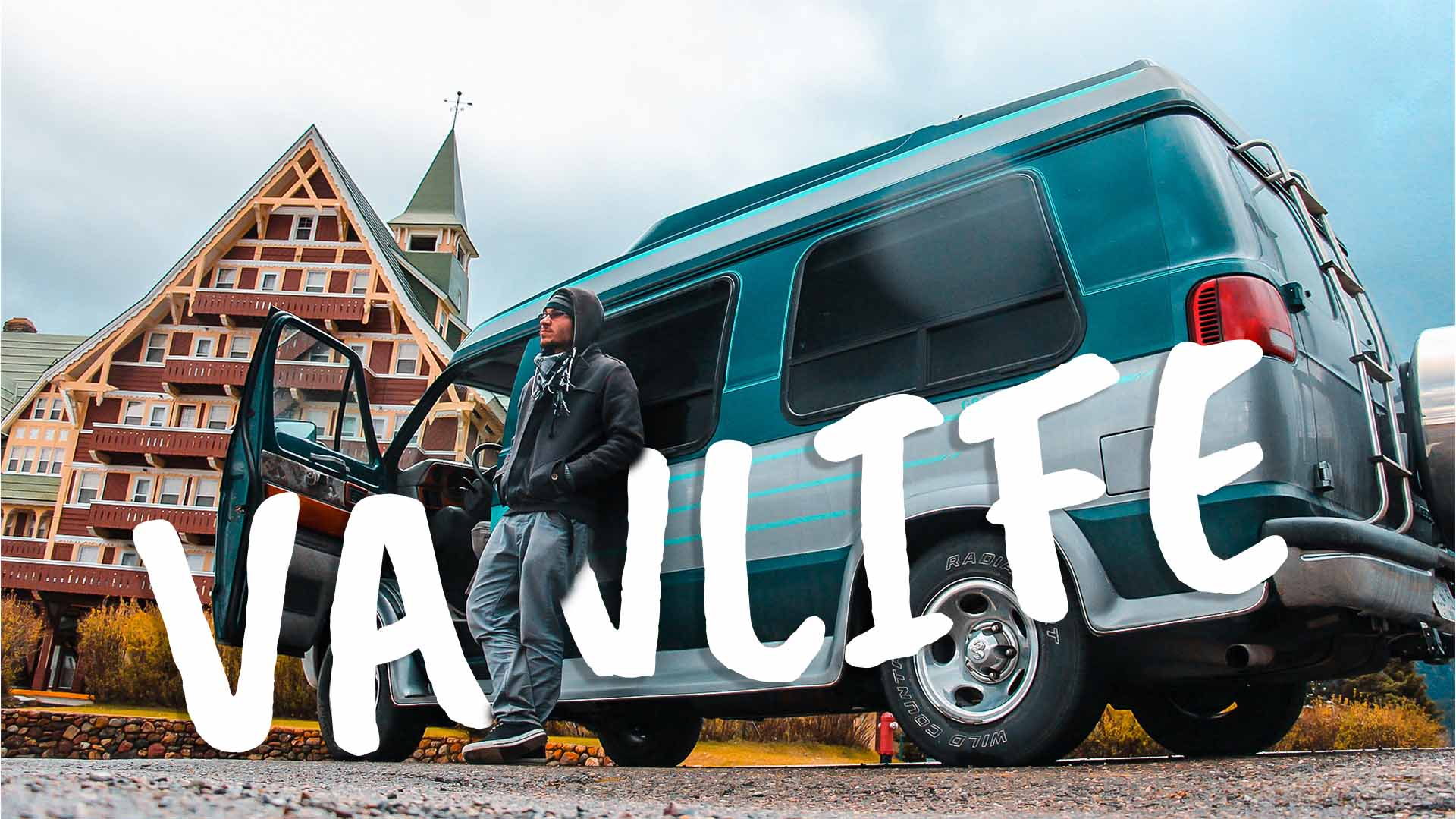 Vanlife top 10 Tipps - Cover