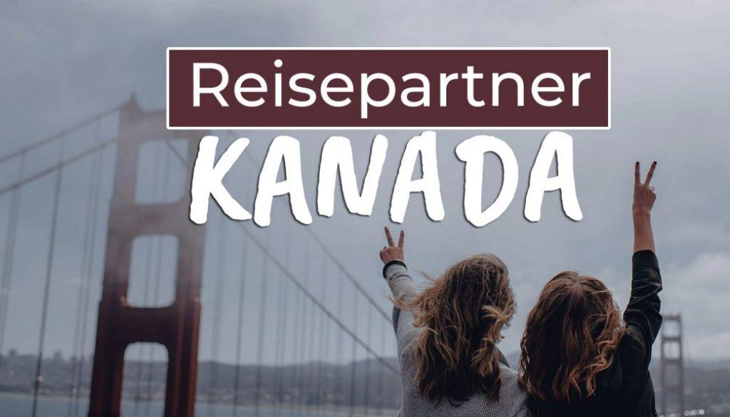 Reisepartner für Work and Travel Kanada - Cover