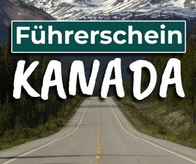 Führerschein in Kanada umtauschen - Cover