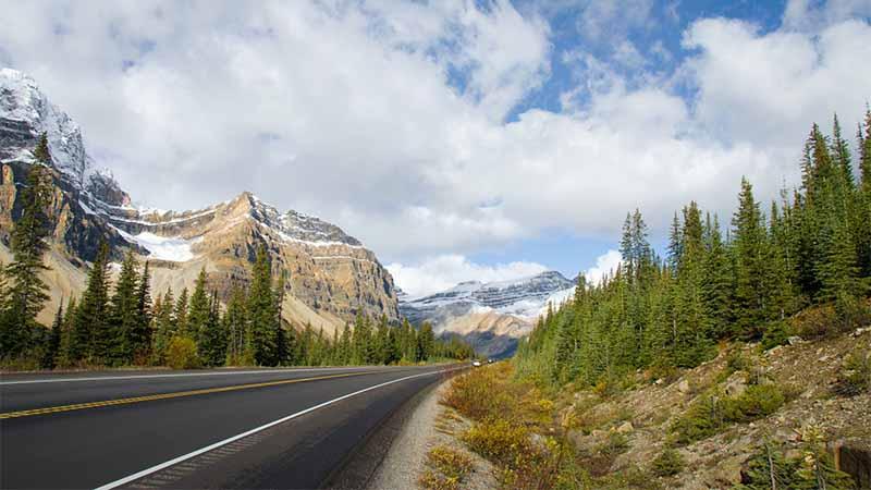 Raod Trip in Kanada mit kanadischem Führerschein