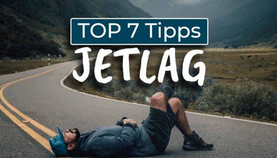 Top 7 Tipps gegen Jetlag Kanada - Cover