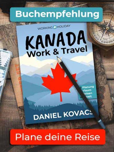 Kanada Buch Banner Sidebar