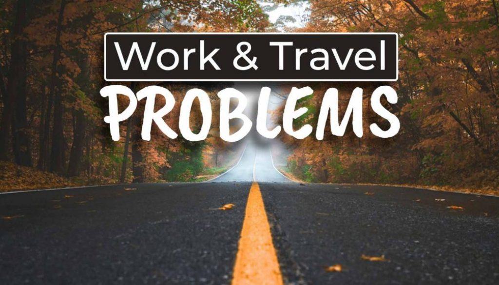 Negative Erfahrungen Work and Travel Kanada - Cover