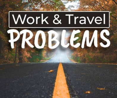 Negative Erfahrungen Work and Travel Kanada - Cover