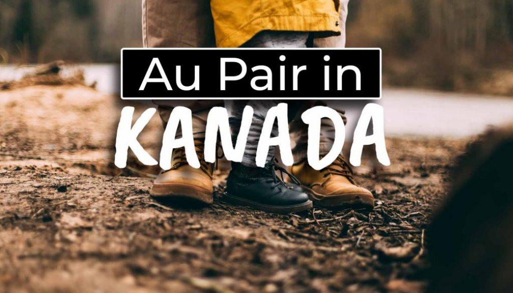 Als Au Pair in Kanada - Cover