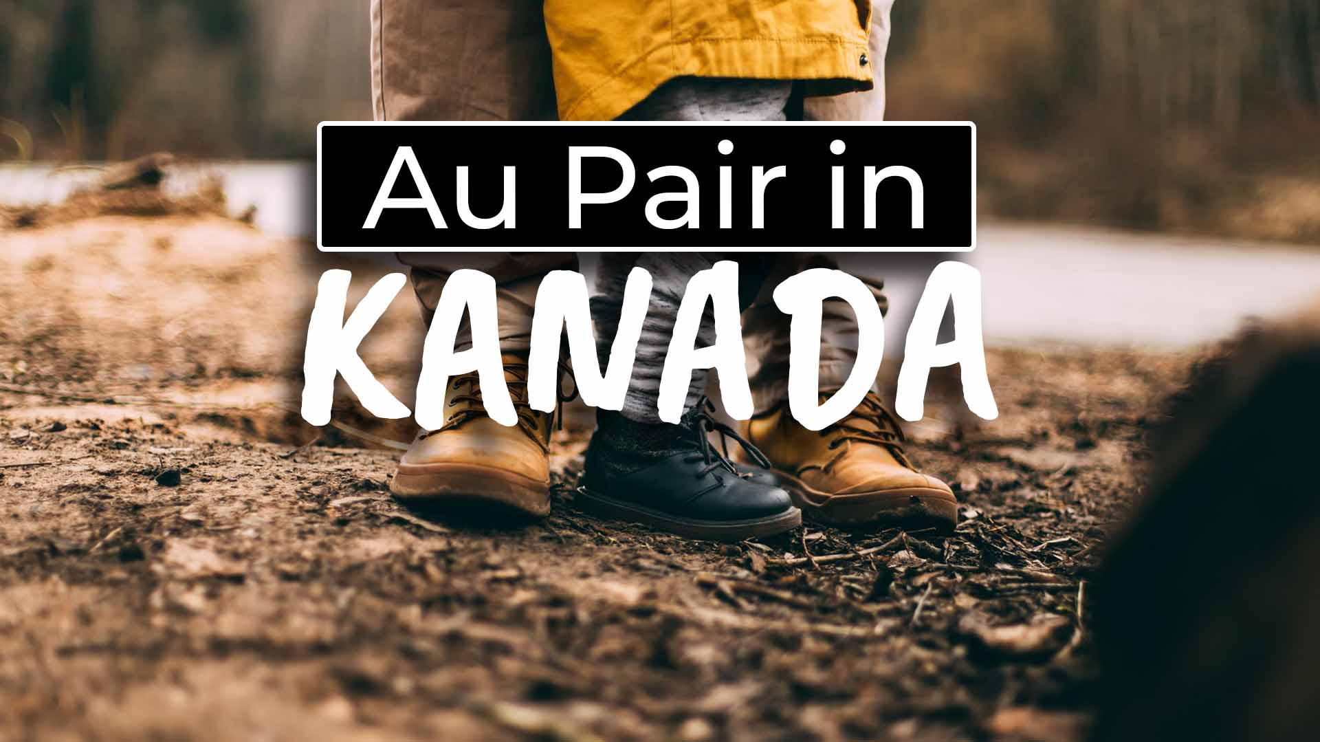 Als Au Pair in Kanada - Cover
