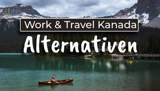 Alternativen zum Work and Travel Kanada - Cover