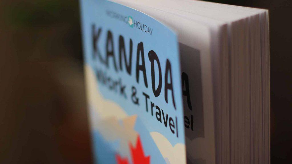 Work and Travel Kanada Ratgeber - Daniel Kovacs - Gedruckte Ausgabe Bild 02