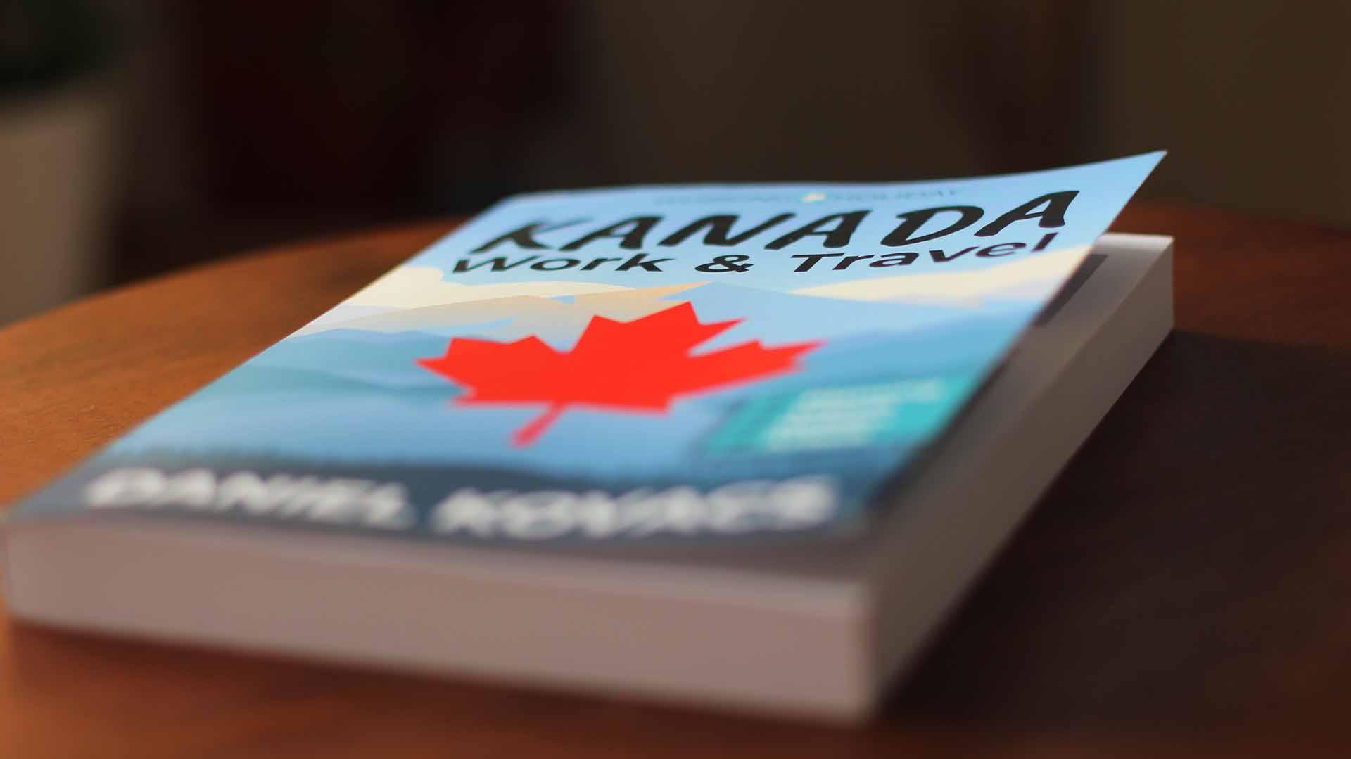 Work and Travel Kanada Ratgeber - Daniel Kovacs - Gedruckte Ausgabe Bild 03